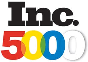 2014 Inc. 5000 Fastest-Growing Private Company in America