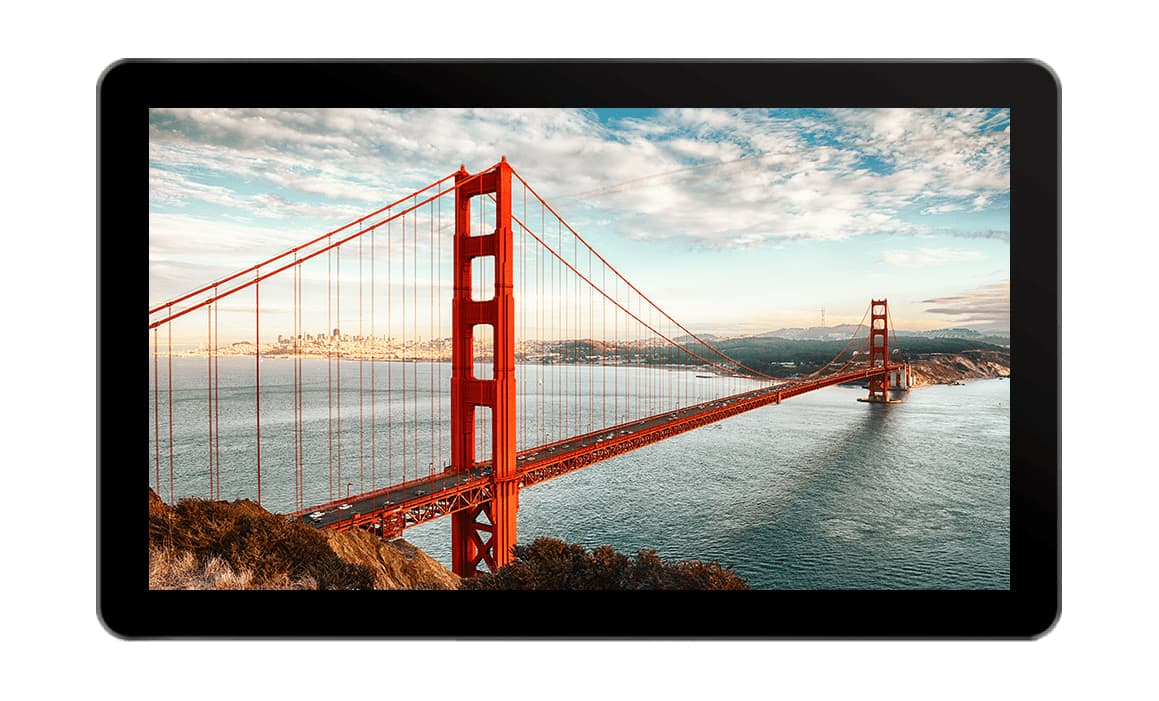 Epic Large Format Touch Screen